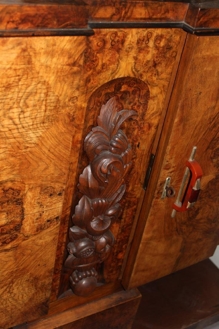 Chinese Wooden Cabinet - 8