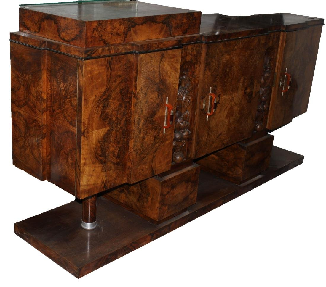 Chinese Wooden Cabinet - 9