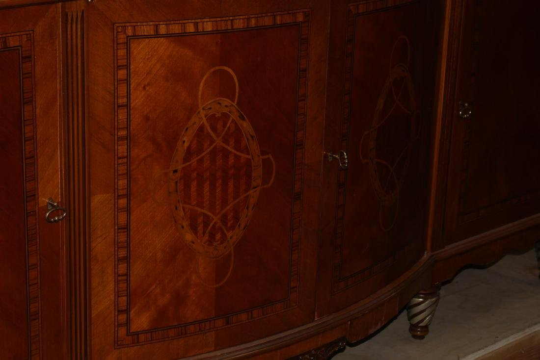 Vintage Style Wooden Cabinet - 2