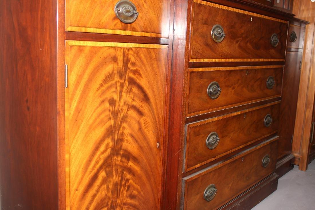 Vintage Wooden Cabinet - 6
