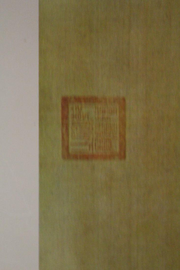 A Group of Three Chinese Painting - 4