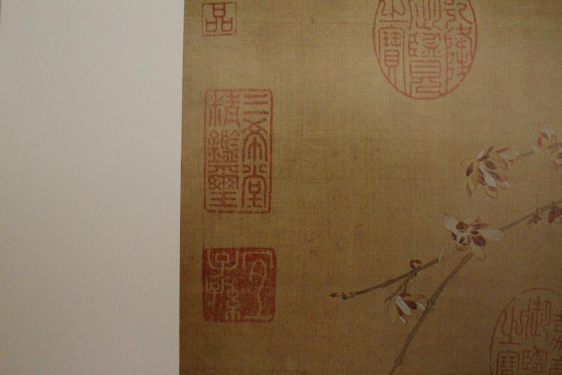 A Group of Three Chinese Painting - 5