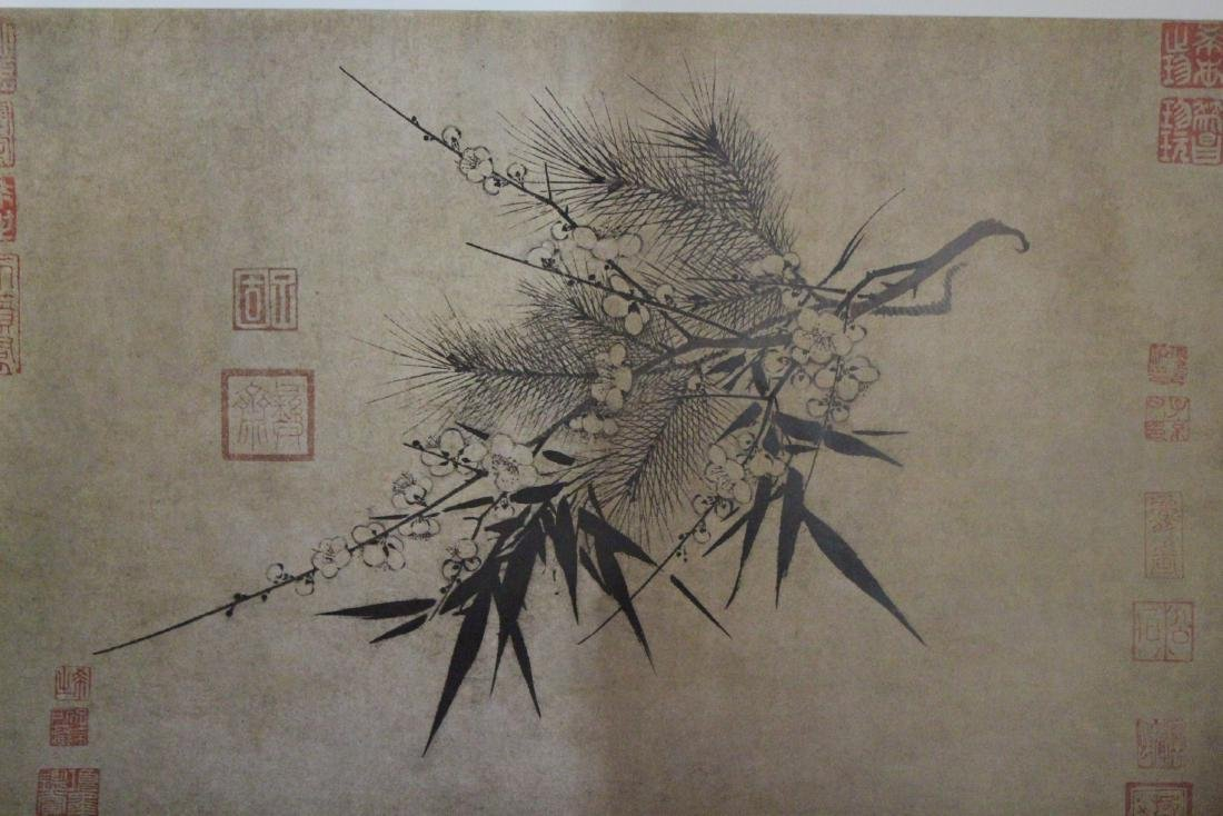 A Group of Three Chinese Painting - 7