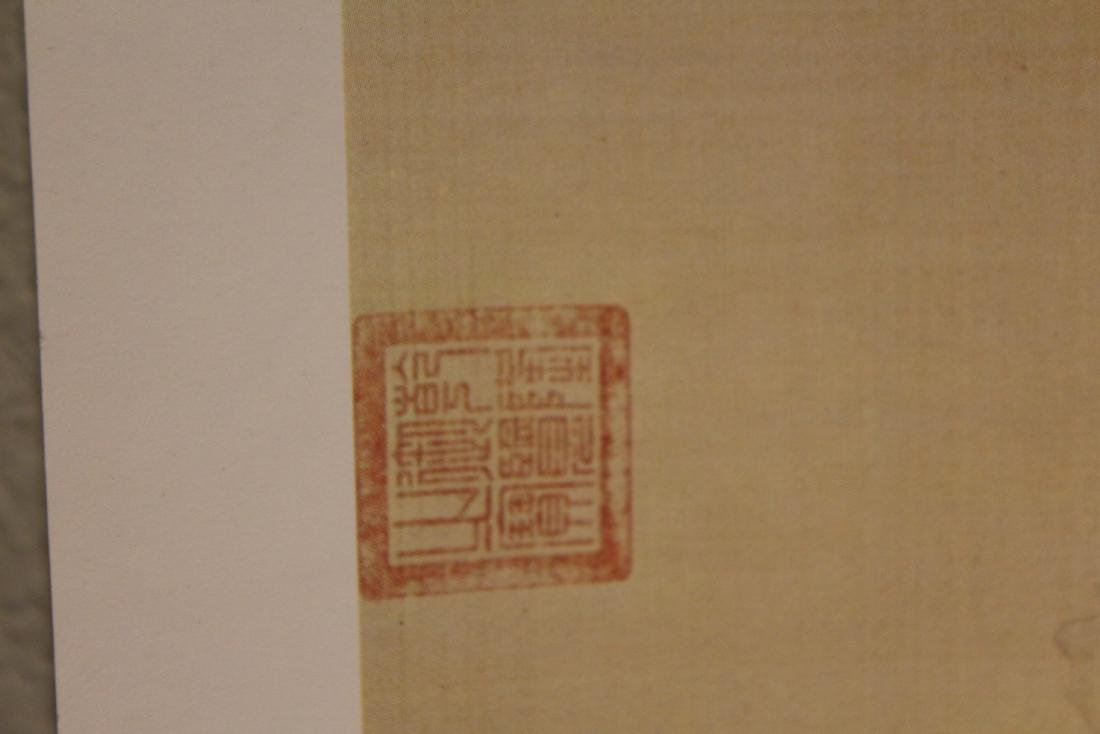 A Group of Four Chinese Painting - 4