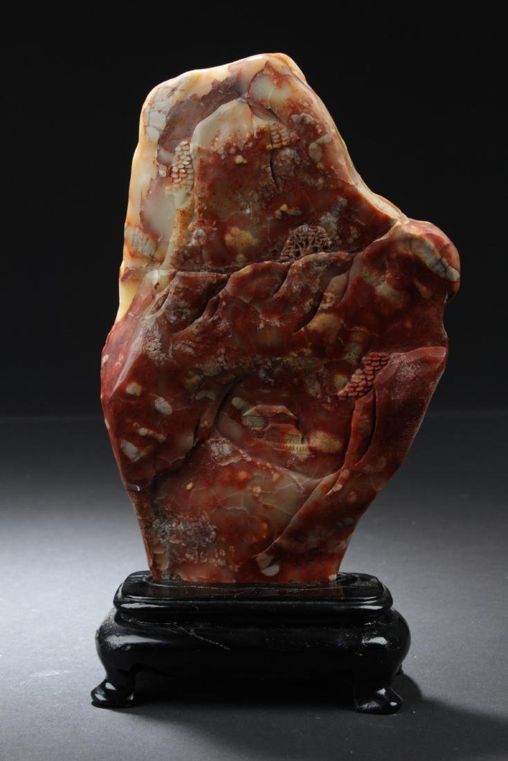 Chinese Soapstone Ornament - 3