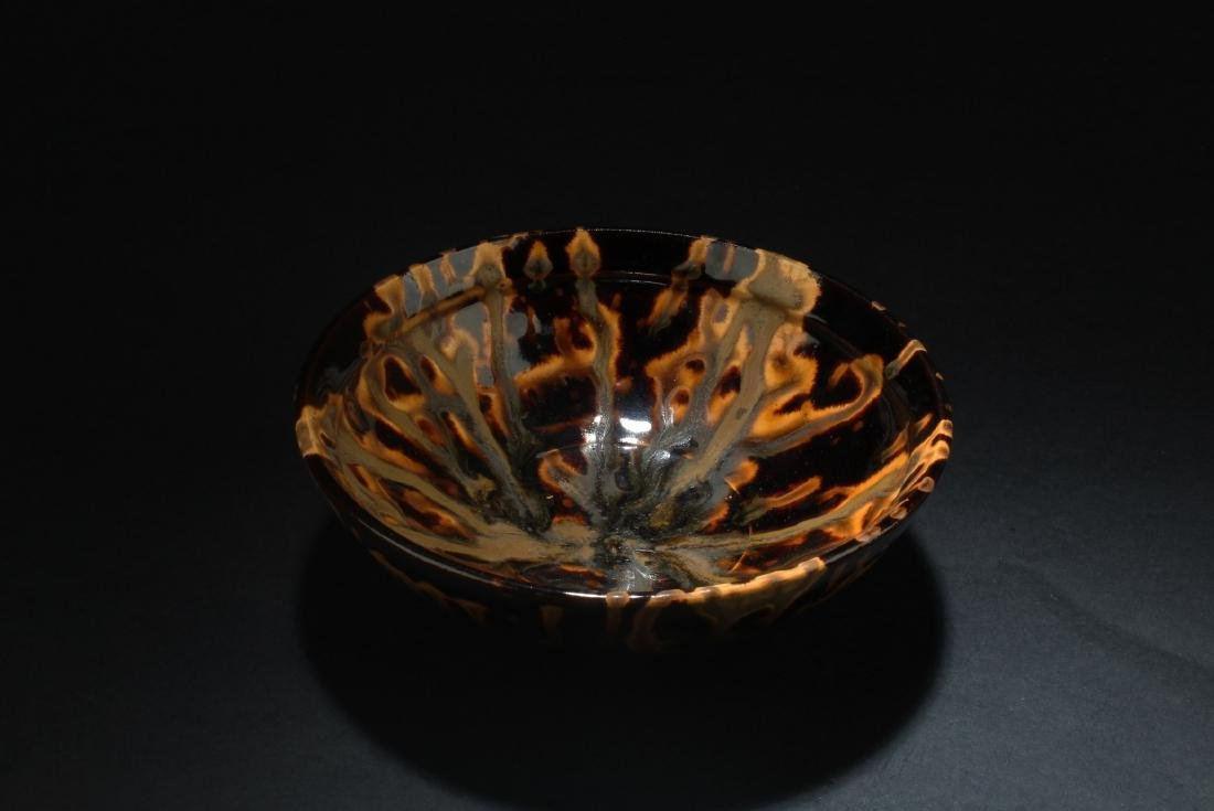 Chinese  Cizhou Porcelain Bowl