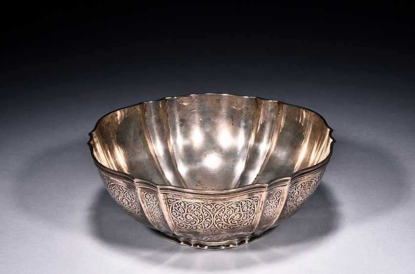 A Tiffany & Co. Sterling Silver Round Bowl - 2