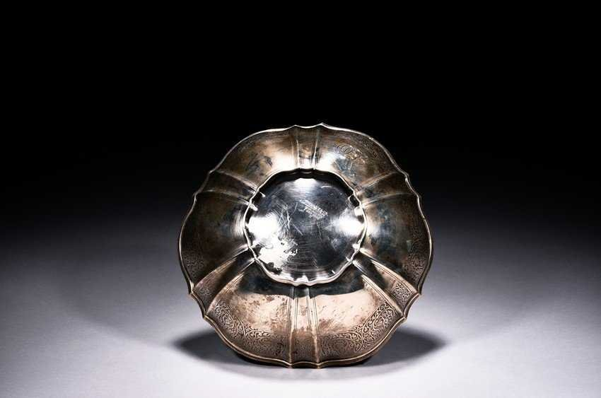 A Tiffany & Co. Sterling Silver Round Bowl - 5
