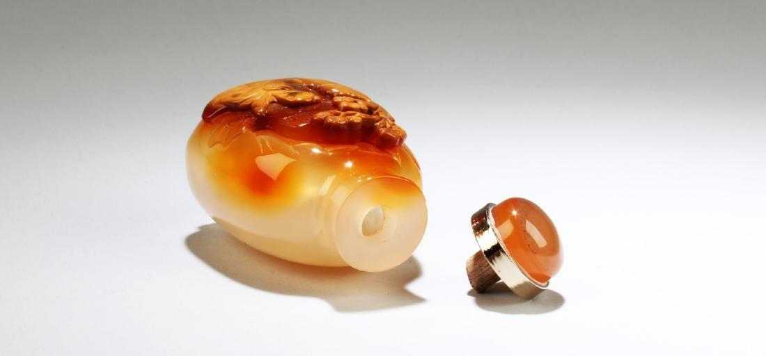 Chinese Soapstone Round Seal - 4