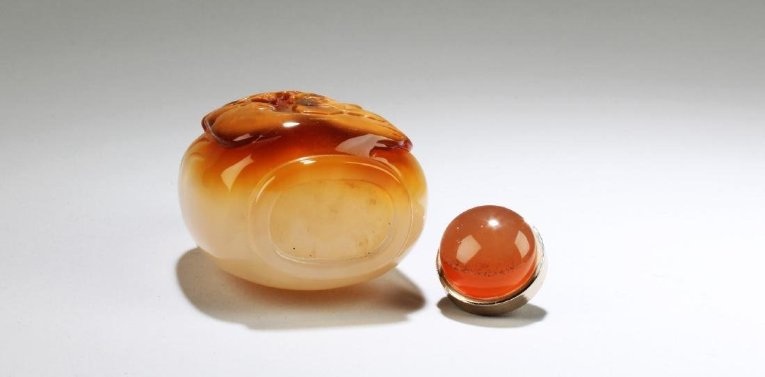 Chinese Soapstone Round Seal - 5