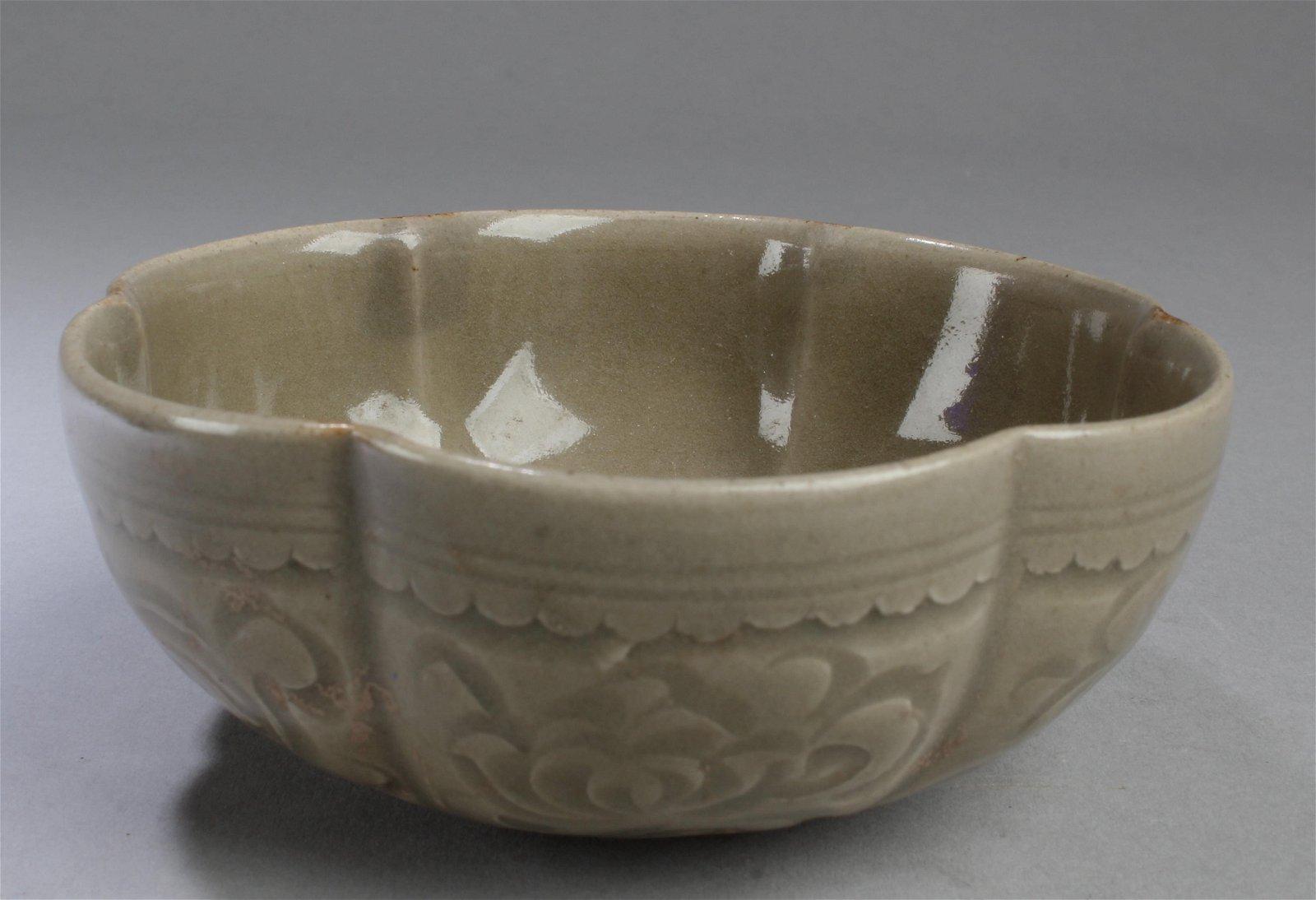 Chinese Yaozhou Bowl