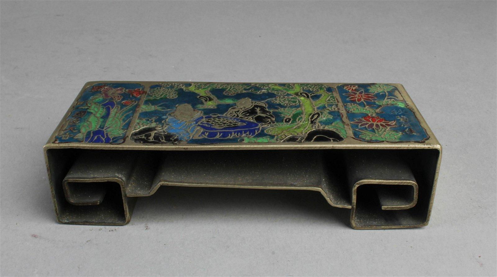Chinese Cloisonne Ornament