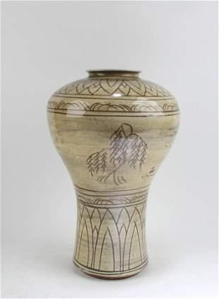 Korean Porcelain Vase