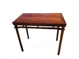 Chinese Huanghuali Table