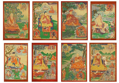 Tibetan Textiles & Linens
