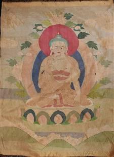 An Embroided Kesi
