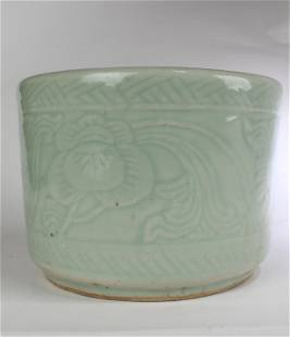 Antique Chinese YingQing Censer