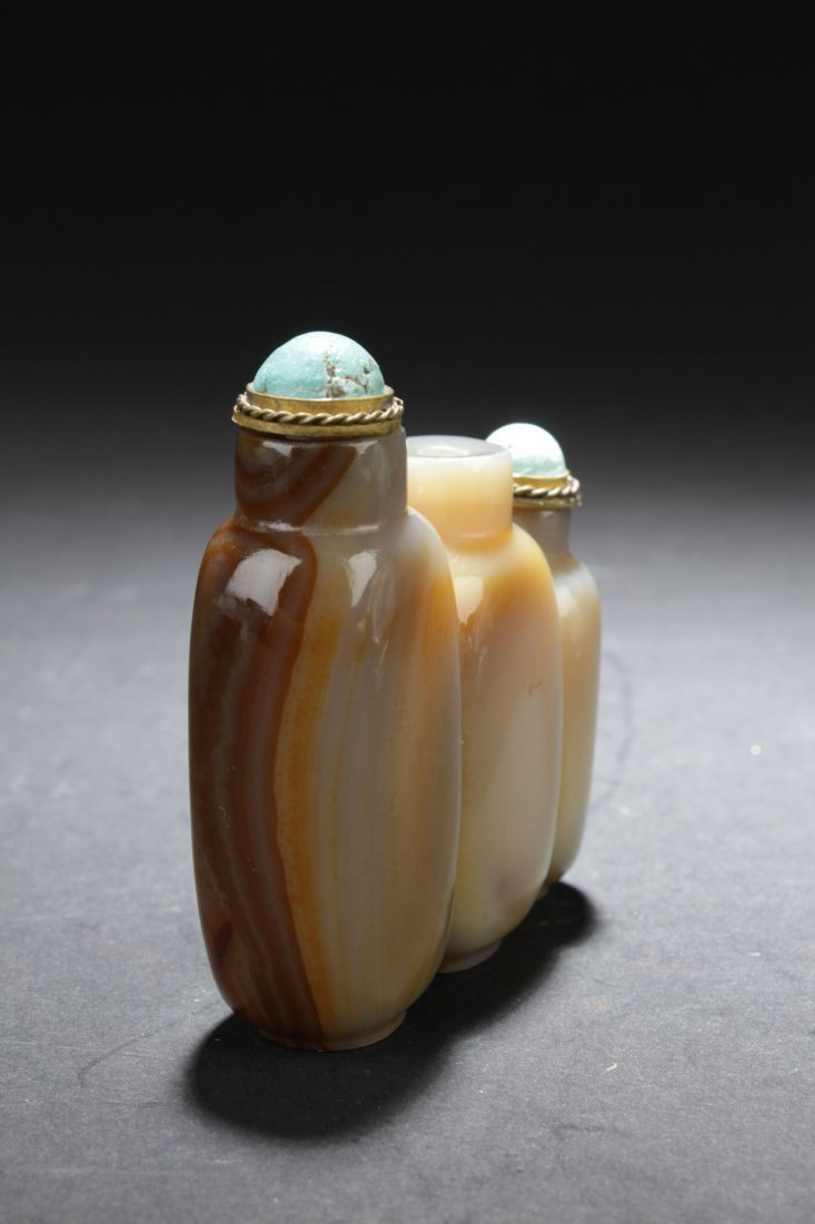 An Unique Chinese Snuff Bottle - 2