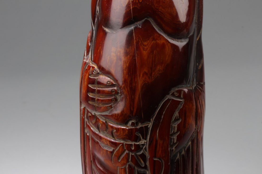 Chinese Horn Carving - 3