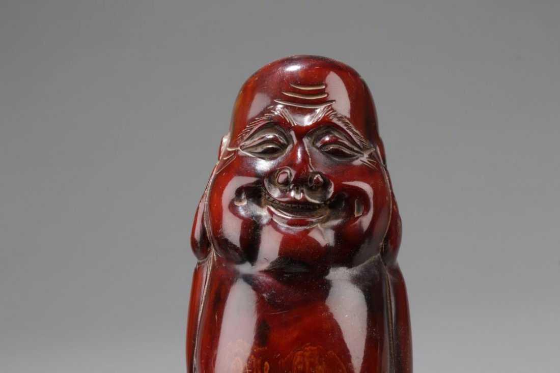 Chinese Horn Carving - 4