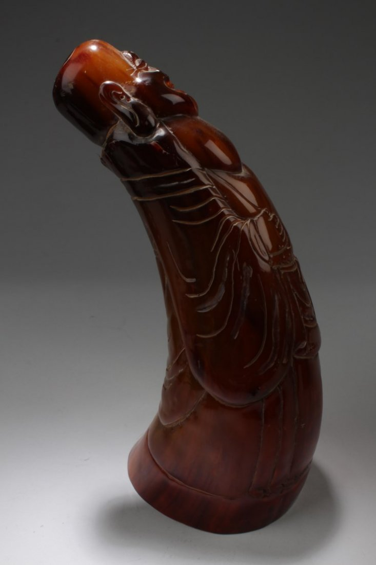 Chinese Horn Carving - 2