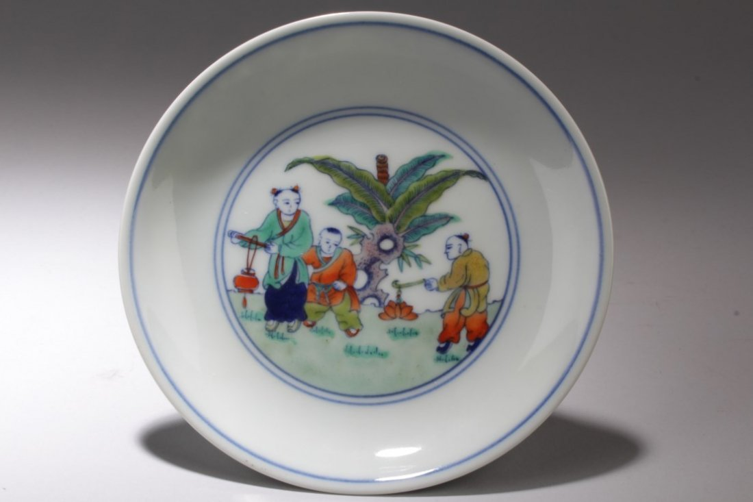 Chinese Porcelin Plate