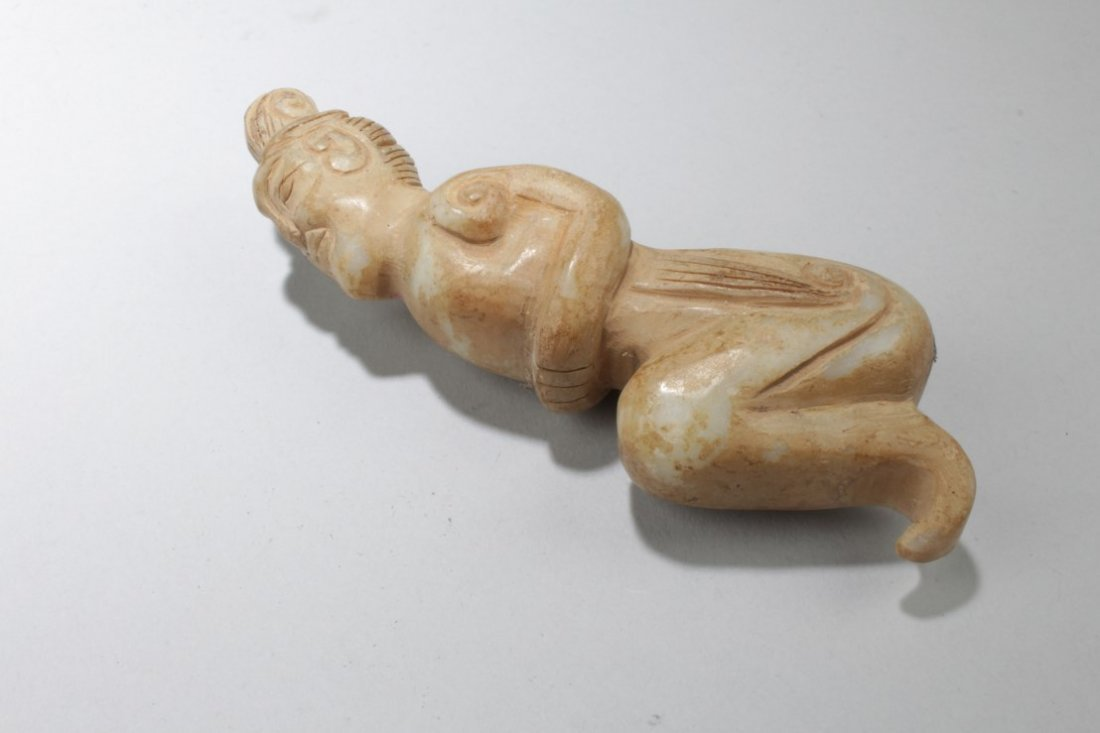 Two Chinese Jade Ornament - 2
