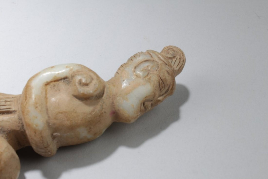 Two Chinese Jade Ornament - 3
