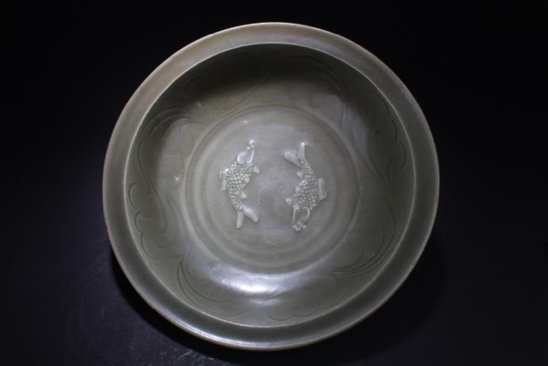 Chinese Celadon Dish
