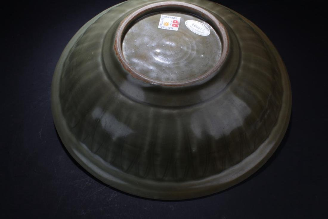 Chinese Celadon Dish - 3