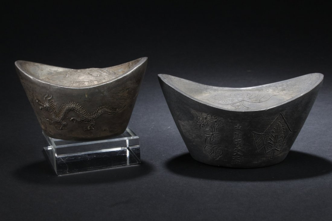 Two Chinese Ingot - 3