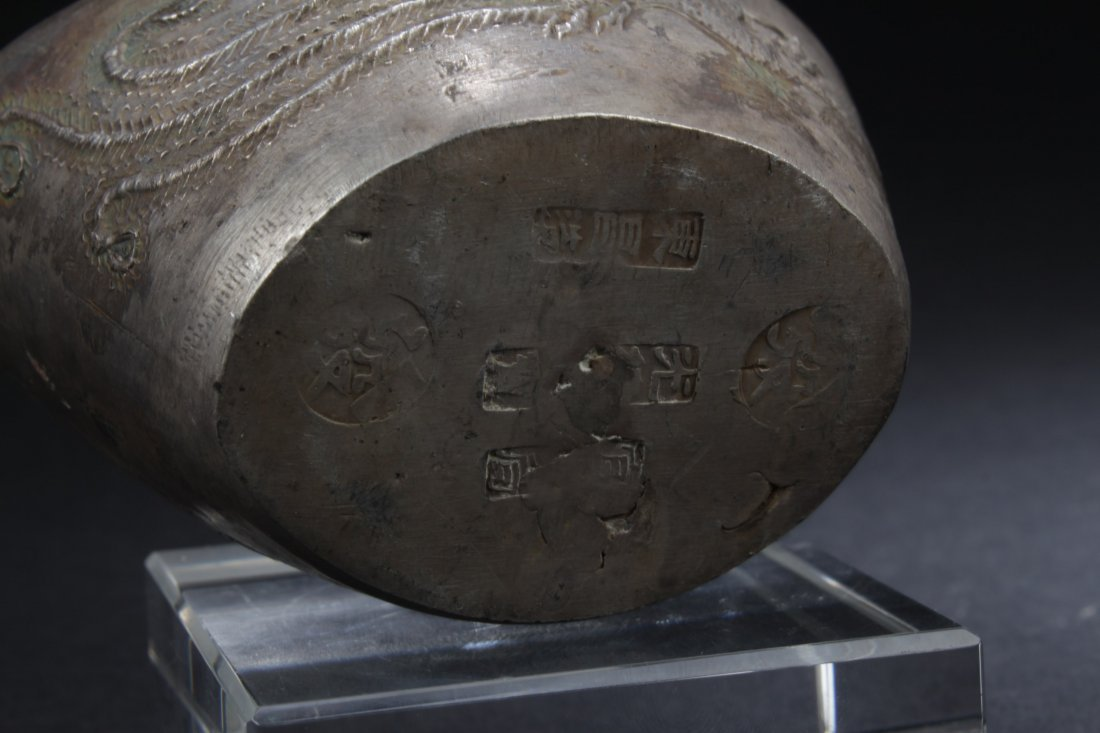 Two Chinese Ingot - 5