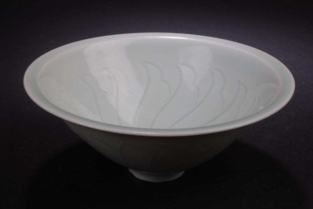 Chinese Enamel Glazed Bowl