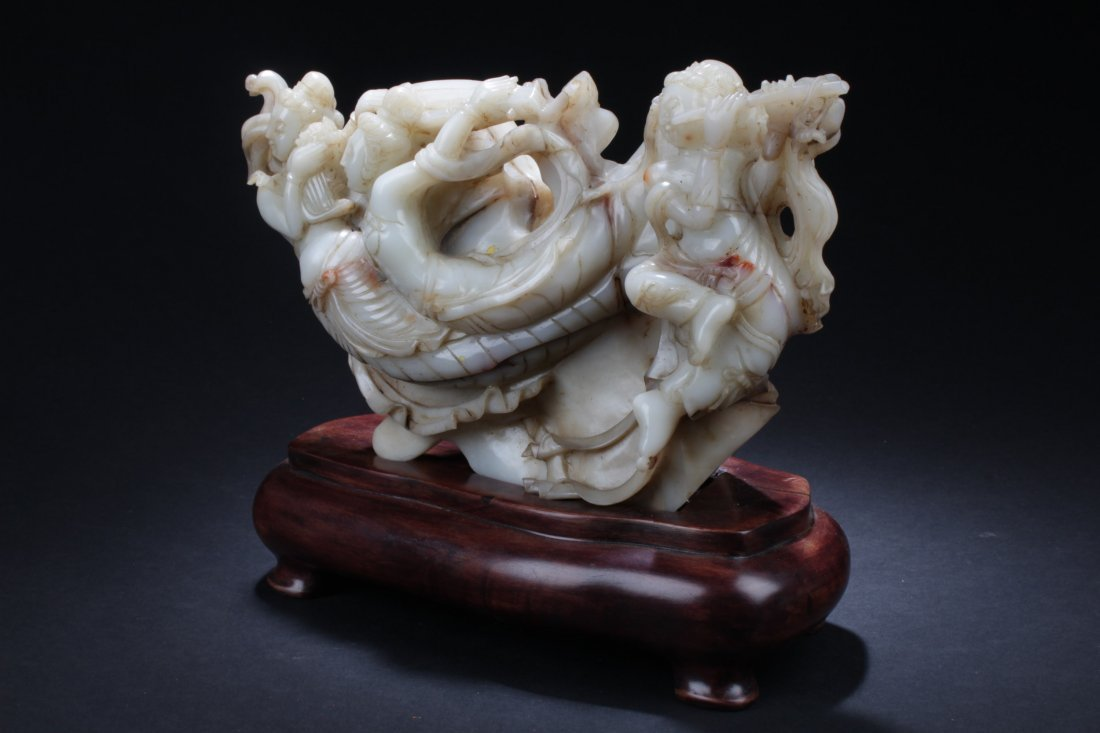 Chinese Jade Ornament - 2