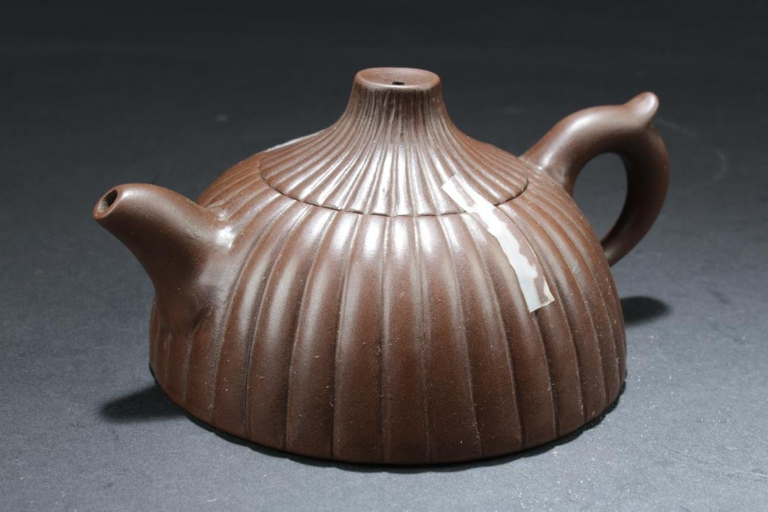 Chinese Zisha Teapot