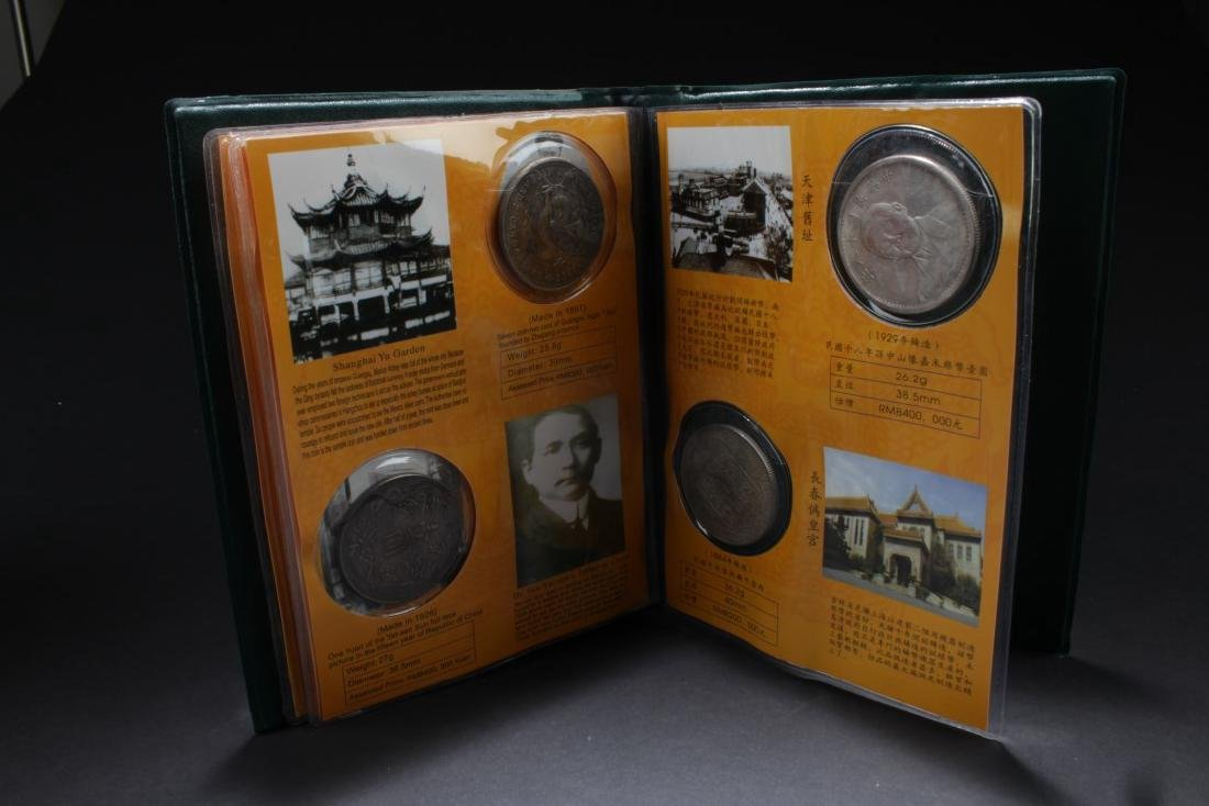 Chinese Coin Collector Album - 2