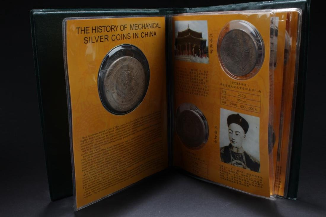 Chinese Coin Collector Album - 3