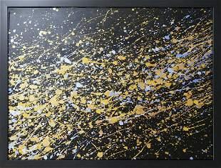 Robert Copple Original oil on canvas Abstract