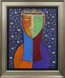 Gaylord Soli Original on canvas 30x24