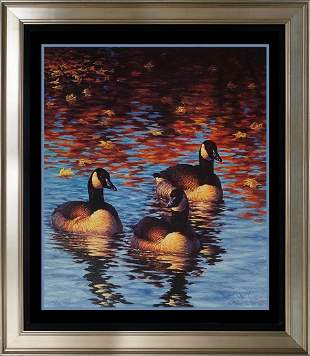Robert Copple Lithograph Limited Edition