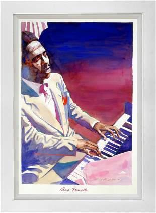 By David Lloyd Glover Mixed Media Original on canvas