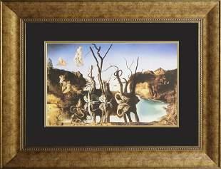 Salvador Dali Limited Edition Lithograph