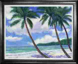 Robert Copple Limited Edition on canvas