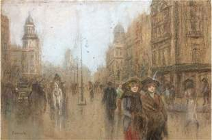 Pierre Bonnard (1867-1947) The Belle Epoque Paris