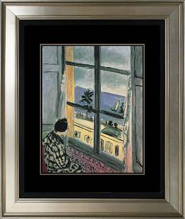 Henri Matisse Lithograph