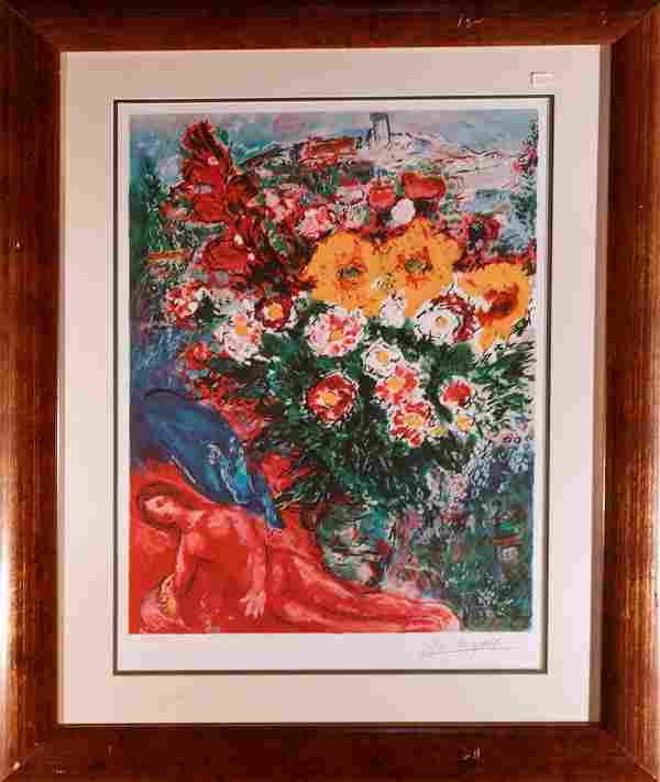 Marc Chagall Limited Edition