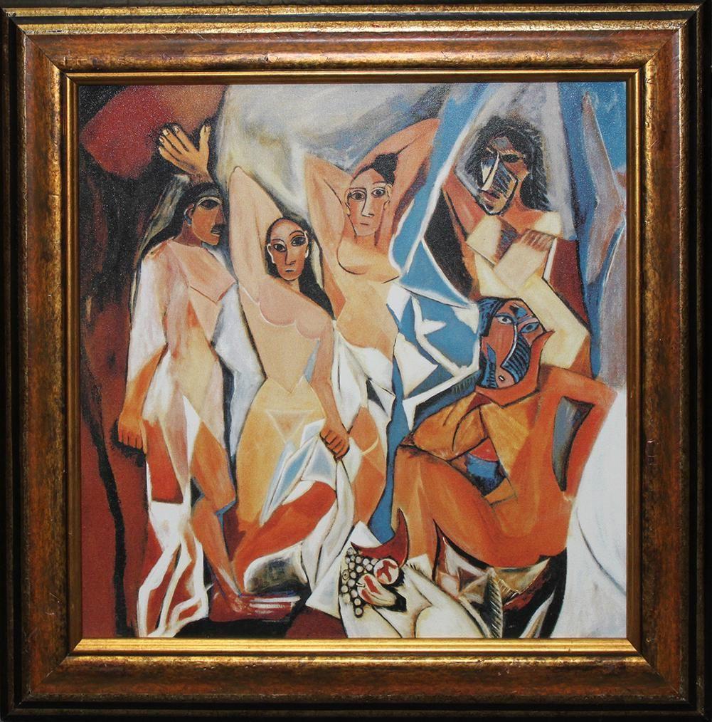 Women of Avignon Pablo Picasso Limited Edition