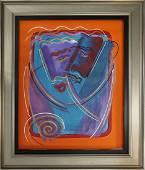 Original canvas by Gaylord Soli
