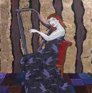 Original oil on canvas by Alex Khomski
