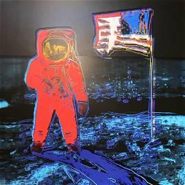 Andy Warhol Original Serigraph Trial Artist Proof